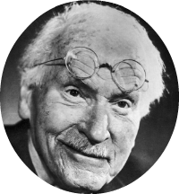 Image of Carl Gustav Jung, a Psychotherapist, Depth Psychologist and Psychiatrist